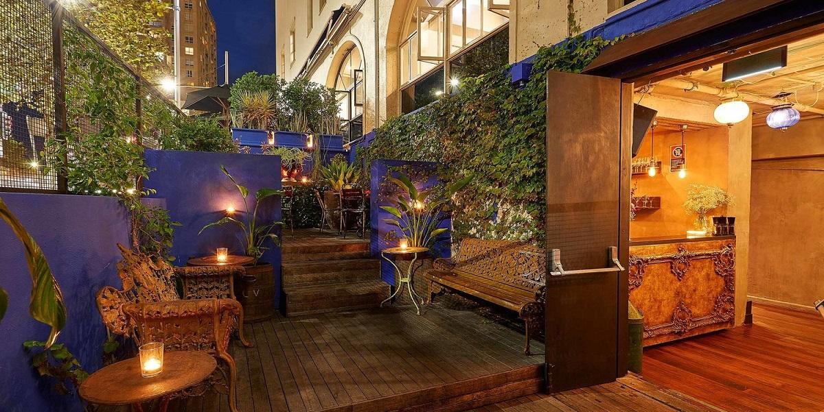 Corporate event ideas sydney - garden bbq
