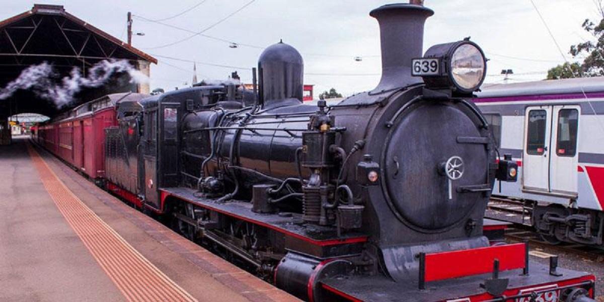 Team Building Melbourne - Train Tour