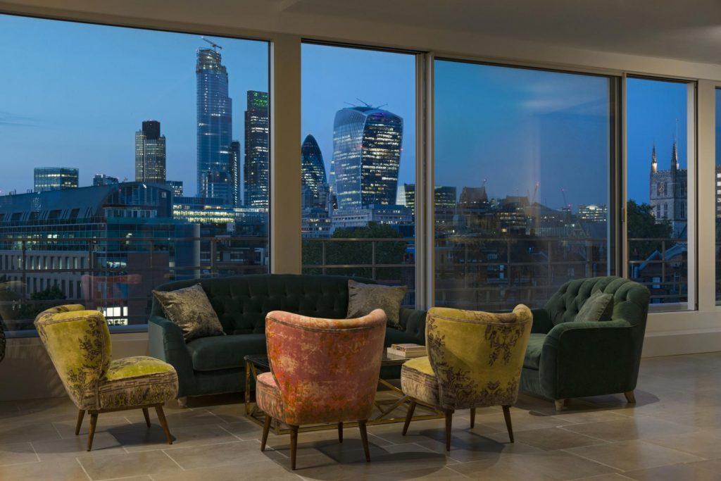 Menier Penthouse Meeting Room
