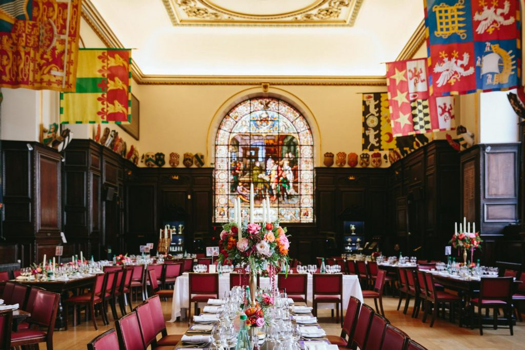Historic Halls