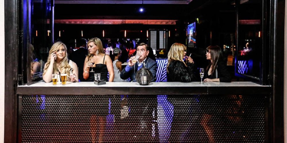 Jacksons Lounge offers a true 007 experience for your team!