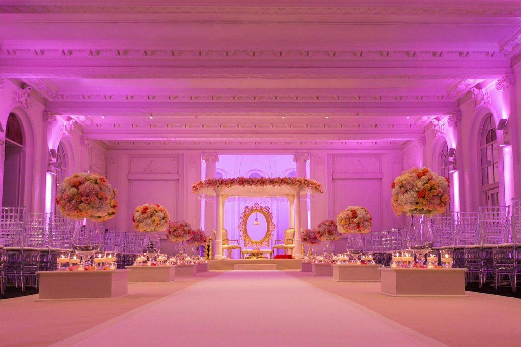 Luxury Wedding Spaces