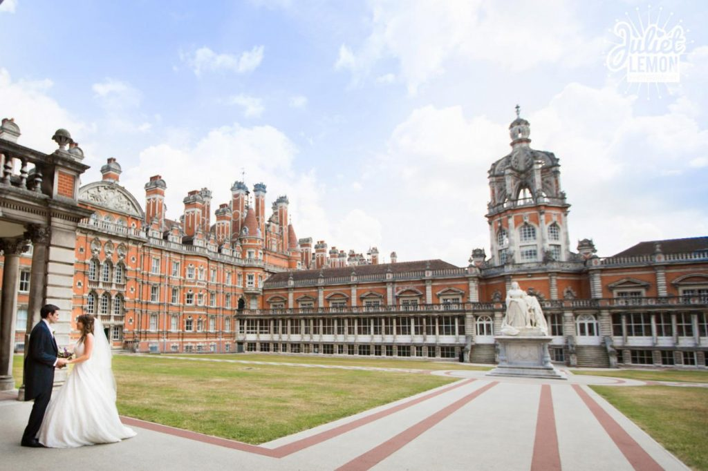 Wedding At Royal Holloway
