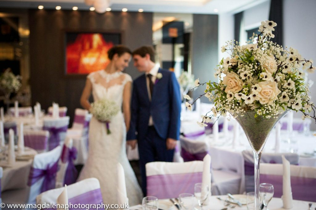 Wedding At Brooklands Hotel