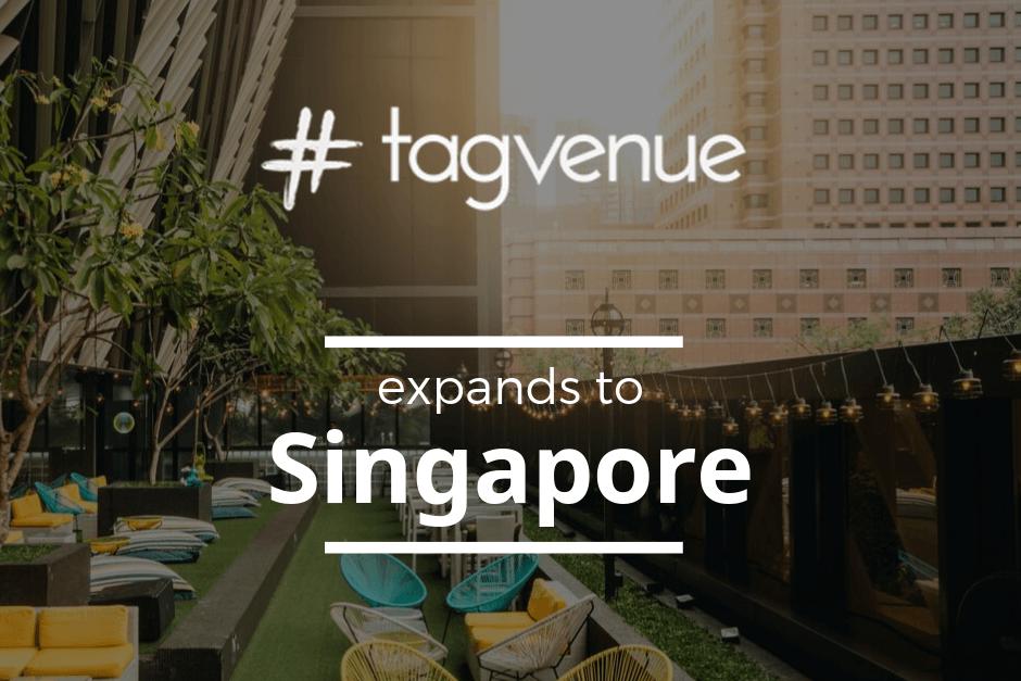 Tagvenue Expands To Singapore E1569830628316 (1)