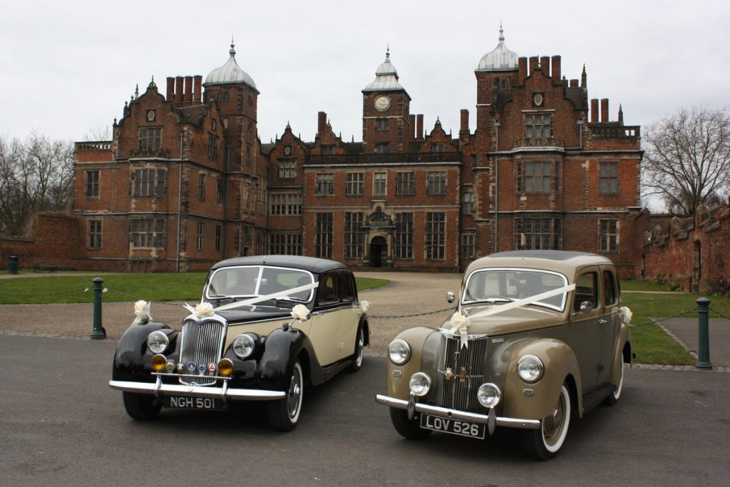 Wedding At Aston Hall