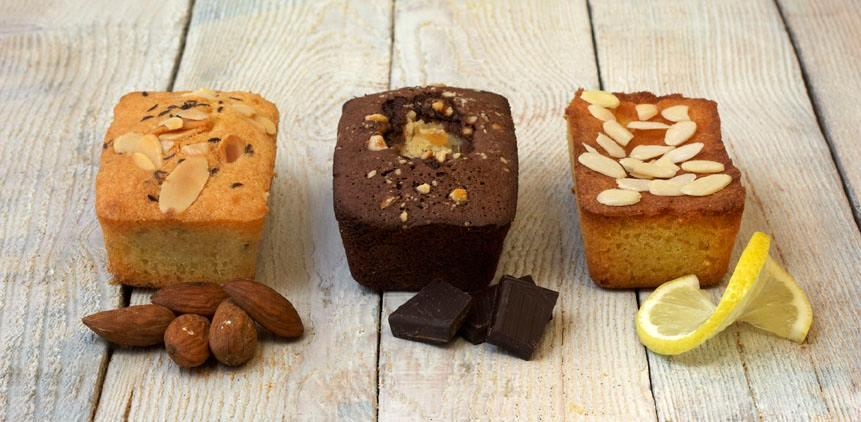 Cakes from Elvira's Secret Pantry