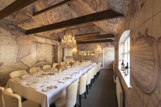 Top 30 baby shower venues in london for Best private dining rooms mayfair