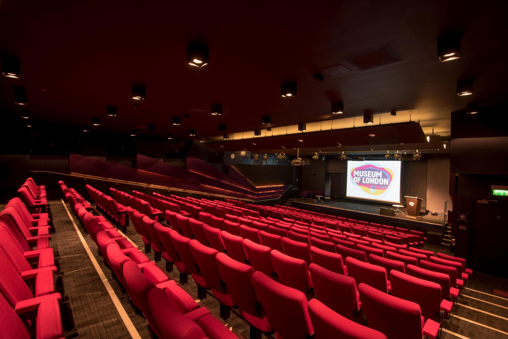 Weston Theatre At Museum Of London Private Hire