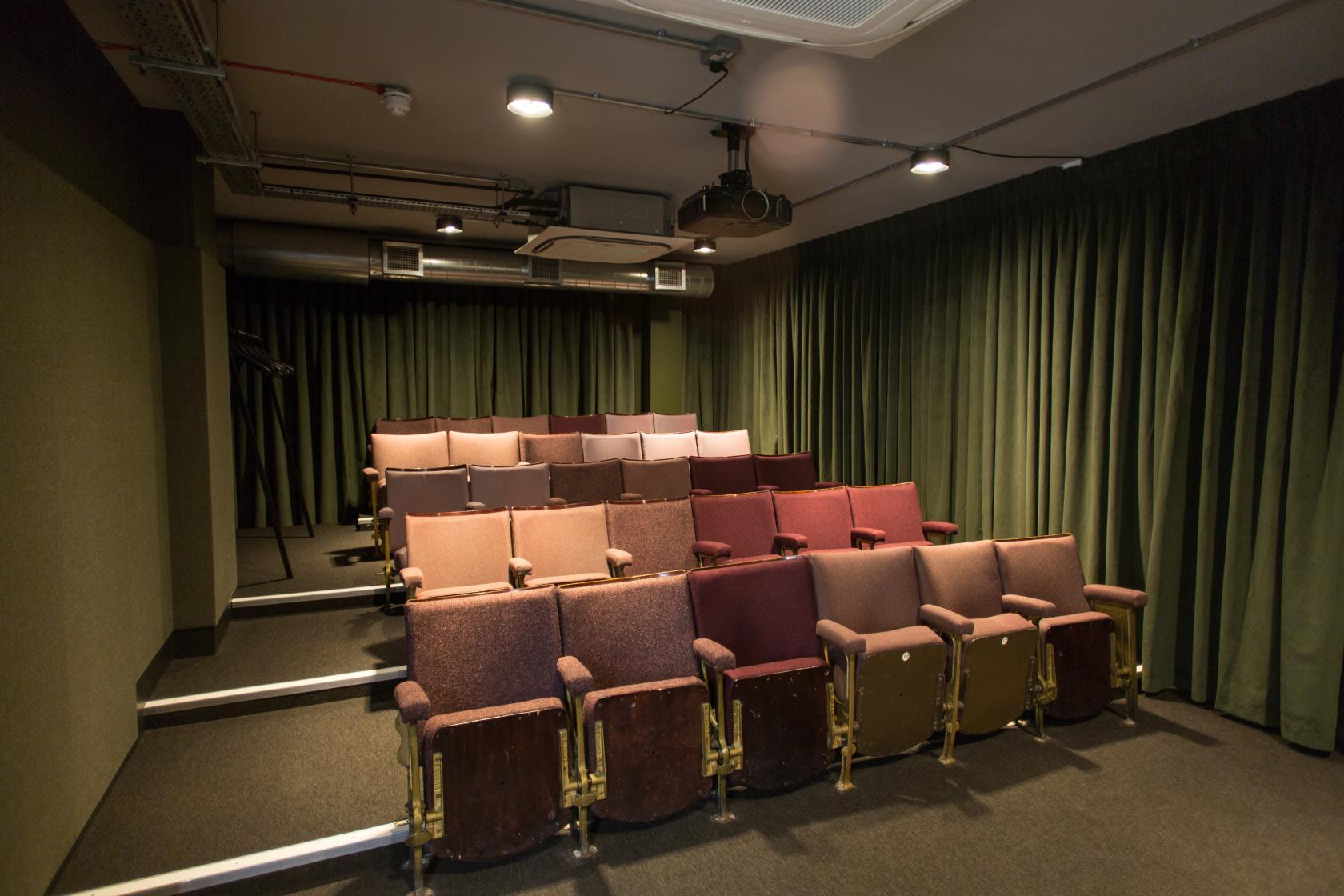 Henry Wood House Screening Room
