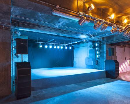 stand up comedy venues in london for hire