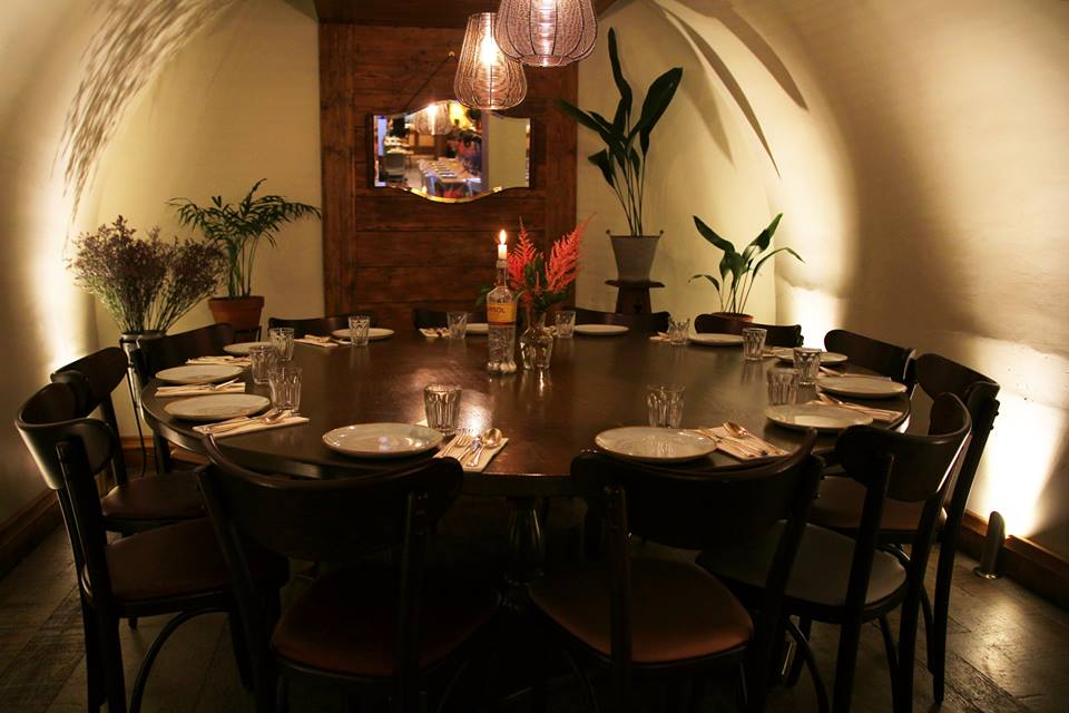 Semi private rooms at Pachamama Bar & Kitchen | Private ...
