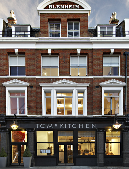 Tom S Kitchen Chelsea London