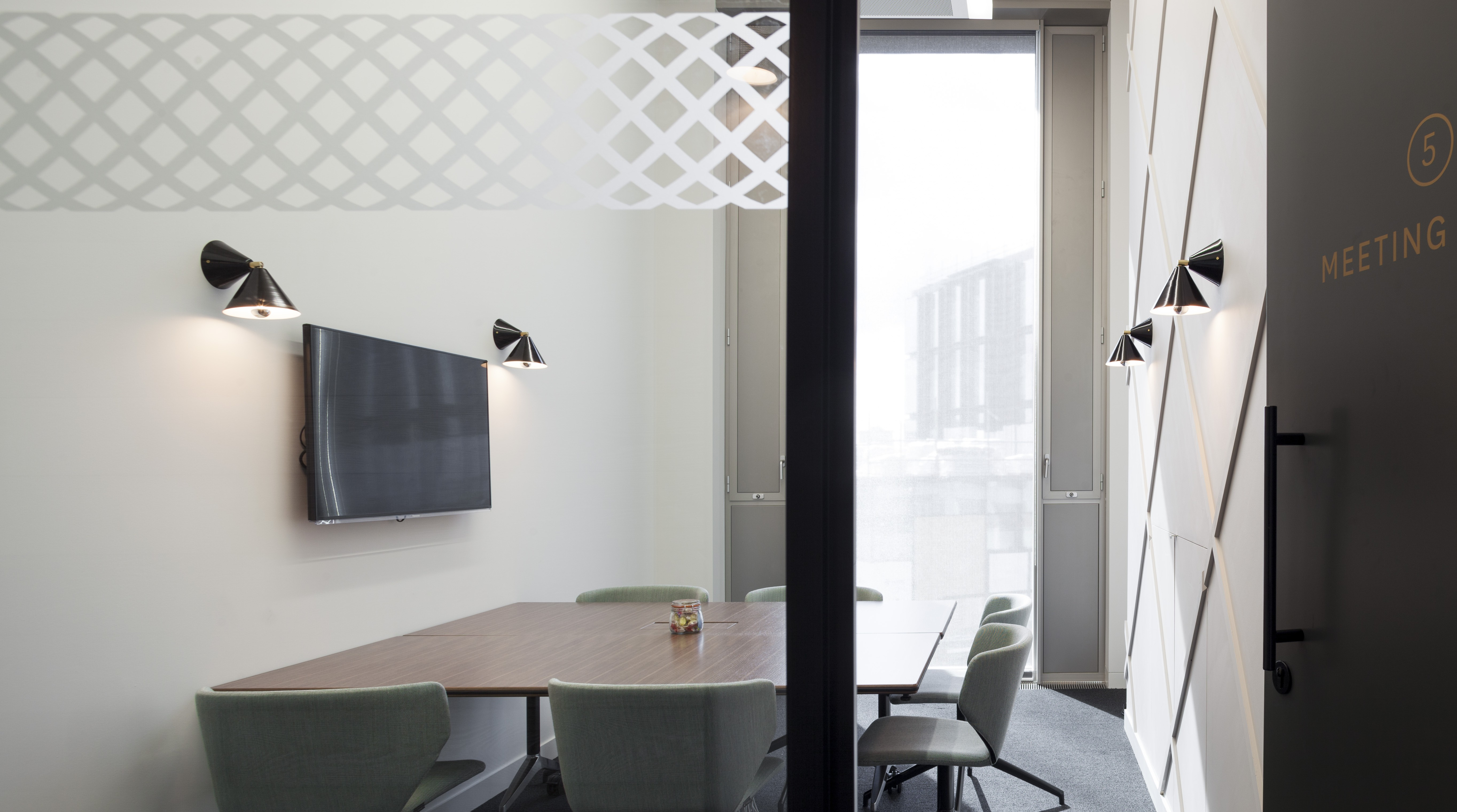 Meeting Rooms With Lcd Tv London