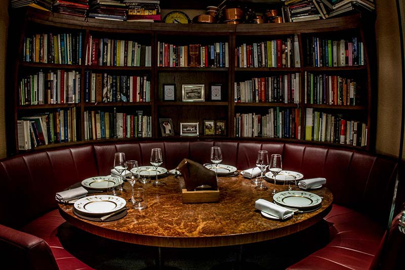 Kitchen Library At Corrigan 39 S Mayfair Private Hire