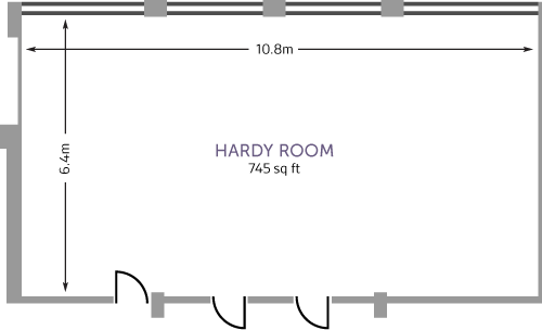 Hardy Room At De Morgan House Private Hire Tagvenue Com